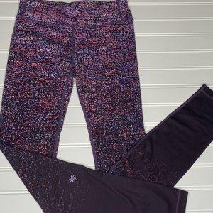 EUC Altheta Girl size L/12 leggings